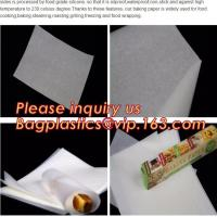 China Custom Logo Printed Square Wood Pulp Unbleached Parchment Paper,Silicone coated parchment vellum paper for foil tape fac on sale