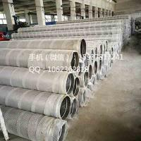 China wire wrapped stainless steel 304L water well drilling water well screens wholesale