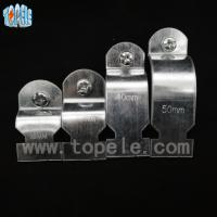 China Long Life Steel 20mm 25mm 32mm BS4568 Conduit Clip Abrazadera Tipo Caddy wholesale