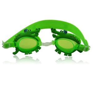 China Kids cartoon funny swimming goggles wholesale