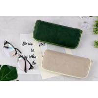 Buy cheap lady and kids zipper soft sunglasses cases from wholesalers
