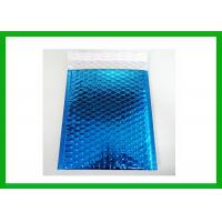 China Waterproof Foil Bubble Padded Mailers Protective Postal Packaging wholesale