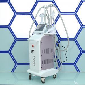 China RF Skin Tightening Machine Velashape Radio Frequency Cavitation Cellutec G5 Body Vibrator Slimming Machine on sale
