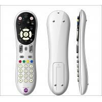 China Voice Universal Remote Control For Tv , Bluetooth Television Remote Control  ABS Cover wholesale