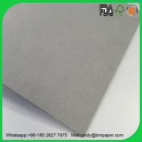 China Popular Sales Recyled Pulp Material Grey Board Recycled Chipboard Paper on sale