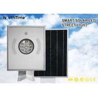 China High Competitive Outdoor IP65 Waterproof All In One Solar Street Light LED wholesale