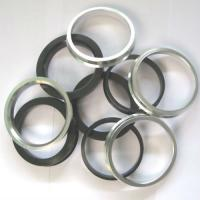 China Universal Wheel Hub Centric Rings Black Grey Yellow White Sliver Color wholesale