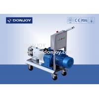 """China SS316L TUL - 100 High Purity Pumps 2.5"""" Clamped connection for flow regulating wholesale"""