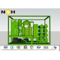 China Fixing Type 40-135 Kw Transformer Oil Purifier Double Stage With CE Standard on sale