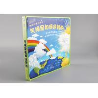 China Spot UV Educational Pop Up Books , Toddlers Cartoon Classic Pop Up Books wholesale