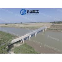China Steel Bailey Truss Bridge Easy Installation High Performance Stability wholesale