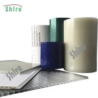 China Extrusion Polycarbonate Hollow Sheet Protection Films Cell Cast Acrylic Sheet Protection Films wholesale