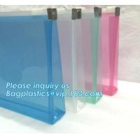 China PP Stationery Products, Plastic Stationery, A4 File Folders Office stationery Document BAG, Manufacturers & Suppliers of wholesale