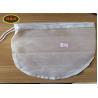 China PP PE 5 Micron Liquid Nylon Filter Bag For Nut Milk / Coffee / Tea Filtering wholesale