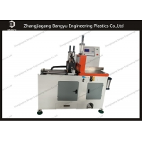 Buy cheap High Speed Fully Automatic Aluminum Extruded Heat Sink Sections Cutting Machine from wholesalers