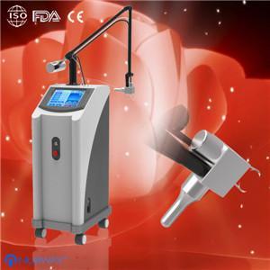 China Skin Acne Scar Treatment RF Pipe RF vagina renew fractional co2 laser for skin rejuvenation wholesale