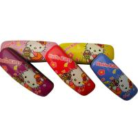 China cute semi hard kids spectacles cases for optical frame wholesale
