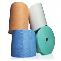 China General-purpose Industrial Wood Pulp/Polyester Cleaning Wipe - Cellulose/Polyester Wiper w wholesale