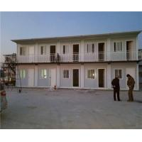 China Clean Tidy Rental Apartment Container House Prefab With Complete Water And Electricity wholesale