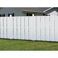 China Outdoor Composite Privacy Fence Panels And Grid For Courtyard / Garage wholesale