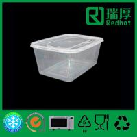 China PP Food Container with Lid 1000ml wholesale