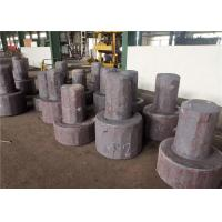 China Big Size Forged Steel Parts With Compliete Machining And Heat Treatment wholesale