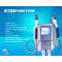 China 3000W IPL Laser Equipment , IPL Hair Removal Machine with CE certification / on sale