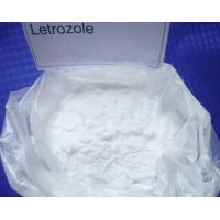 China CAS 112809-51-5 Anti Estrogen Powder Letrozole / Femara For Bodybuilding wholesale