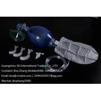 China PVC Manual Resuscitator,simple respirator for pulmonary resuscitation ,whatsapp:86 186 6556 5619 wholesale