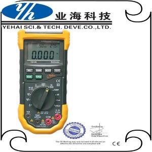 China 5 in 1 Auto Range Digital Multimeter With Alarm,YH129, Conform GB/T 19978-92,GB4793.1-1995 (IEC-1010-1:1990) wholesale
