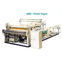 Buy cheap Toilet Paper Making Machine (JWC-TOILET) from wholesalers