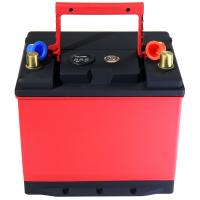 China High Performance LifeP04 46B24L/RS Lithium Iron Phosphate Car Battery Discharging 65Ah CCA 1200A on sale