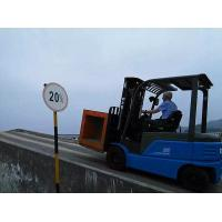 China Dual Motor Battery Powered Forklift , Electric Fork Truck For Material Handing wholesale
