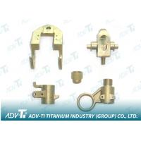 China DIN , BS Copper Metal Investment Casting Surface Roughness Ra1.6~Ra6.3 wholesale