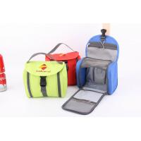 China 600D Polyester Hanging Toiletry Kit For Travel wholesale
