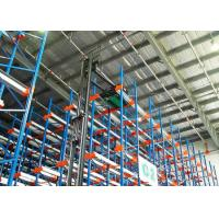 China Customized Cheap Heavy Duty High Quality Radio Shuttle Racking For Sale wholesale