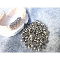 China Dental Crown High Nickel Alloys , Nickel Alloy Casting Reducing Oxide Formation wholesale