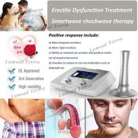 Buy cheap Ed 1000 Impotence Shockwave Therapy Machine With FDA Approved from wholesalers
