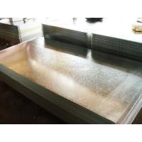 China anti finger / oiled / Passivated G40 - G90 zinc hot dip galvanized steel sheet / sheets wholesale