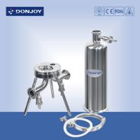 China 40 Inch Sanitary Cartridge Filter housing for Beer Filtration Equipment wholesale