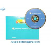 China Windows Server 2012 Datacenter Edition , 5CAL Original Windows 2012 R2 Versions DVD 64 Bit Full Version wholesale