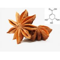 China Shikimic acid 98% HPLC White powder, CAS No.: 138-59-0, Staranise Extracty, anti-inflammation, Shaanxi Yongyuan Bio-Tech wholesale