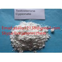 China White 99.8 % Purity an androgen and anabolic steroid Testosterone cypionate CAS Number 58-20-8 Chemical formula C27H40O3 wholesale