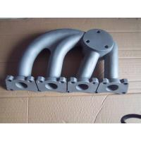 China OEM Iron Steel Sand Casting Parts / Automobile Exhaust Pipe Parts ISO 9001 Approval wholesale