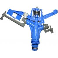 China 1'' Irrigation Full Cricle Impact Sprinklers 360 Gear Drive  Special Driving wholesale