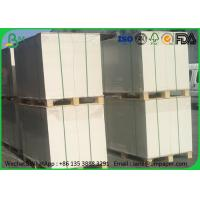 China GC1 GC2 FBB Bristol Ivory Board Paper One Side Coated For Paper Box / Handbags wholesale