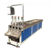 China 16-32mm 4 Cavities PVC Electric Conduit  Plastic Pipe Extrusion Machine , PVC Pipe Production Line wholesale