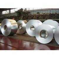 China Bright White Cold Rolled Steel Coil High Performance With Customized Length on sale