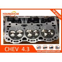 China CHEVROLET 4.3L/262 GM V6 4.3L Automotive Cylinder Head Assy Casting Number 12557113 wholesale