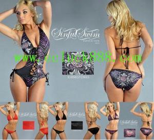China Bikini Swimsuit Free Shipping wholesale